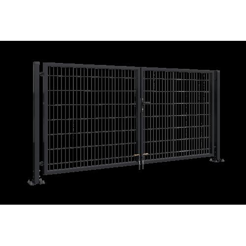 Dvojkrídlové brány